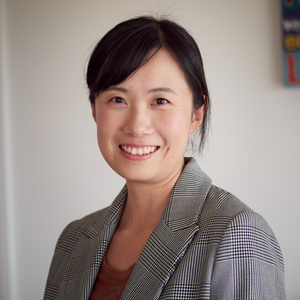 Professional photo of Master of IT, Computer Science graduate Cathy Song